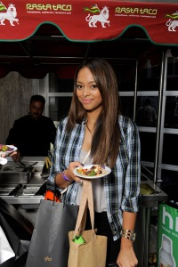 Amber Stevens attends the Kari Feinstein Primetime Emmy Awards style lounge at Zune LA on September 18, 2009 in Los Angeles, California.