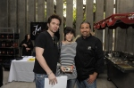 Billy Burke, Twilight, actor, Golden Globes, Kari Feinstein Style Lounge, Zune LA, Rasta Taco, Celebrity, pictures, catering, taco cart