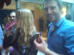 Golden Globes, Kari Feinstein Style Lounge, Zune LA, Rasta Taco, Celebrity, pictures, catering, taco cart