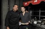 Josh Henderson, actor, Golden Globes, Kari Feinstein Style Lounge, Zune LA, Rasta Taco, Celebrity, pictures, catering, taco cart