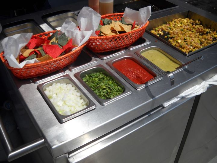 Best New Food For Parties Taco Cart