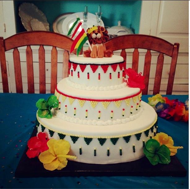 rasta taco, taco catering, rasta theme, birthday