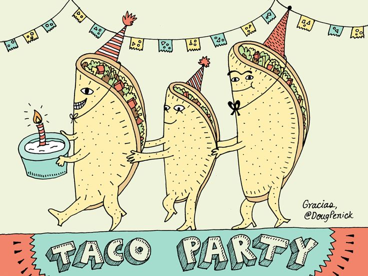 Taco Party Catering Inspiration Rasta Taco Blog