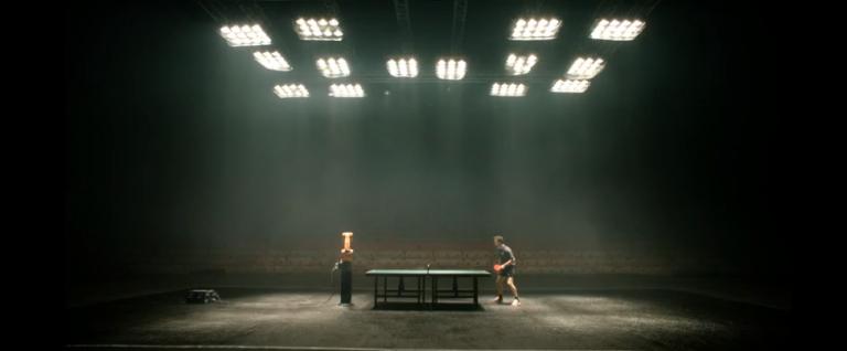 ping-pong-match-man-vs-robot